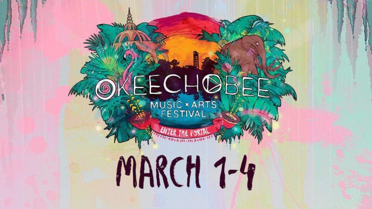 Okeechobee Music & Arts Festival Announces Initial 2018Lineup